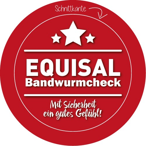 EQUISAL-Bandwurm-Check